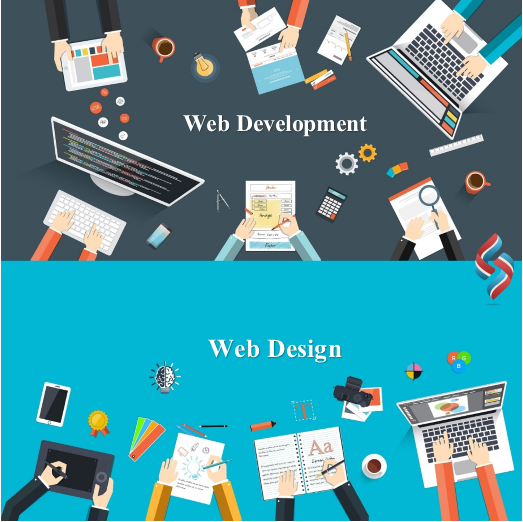 custom web application development services