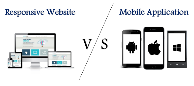 RESPONSIVE WEBSITE OR MOBILE APP: WHICH IS BETTER FOR YOU