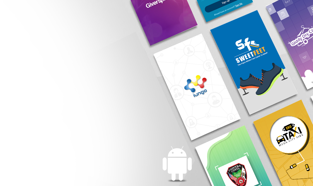 Android Application Design Services