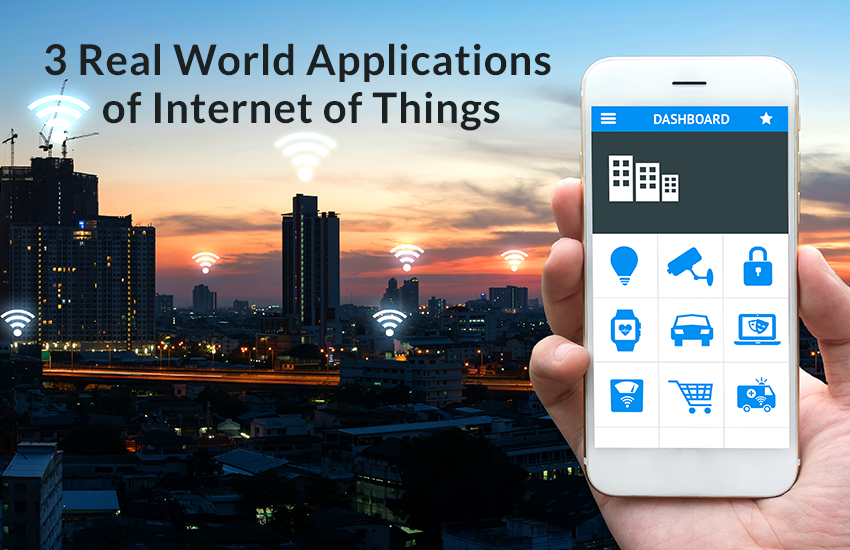 IoT applications & services