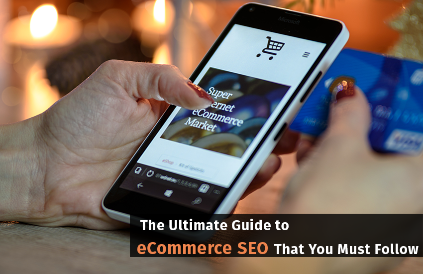 Ecommerce Seo Consultation Services