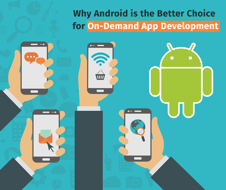 Better Choice for On-Demand App Development
