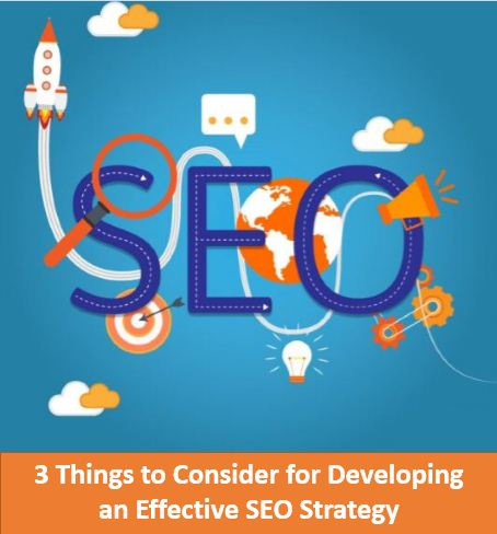 Effective SEO Strategy