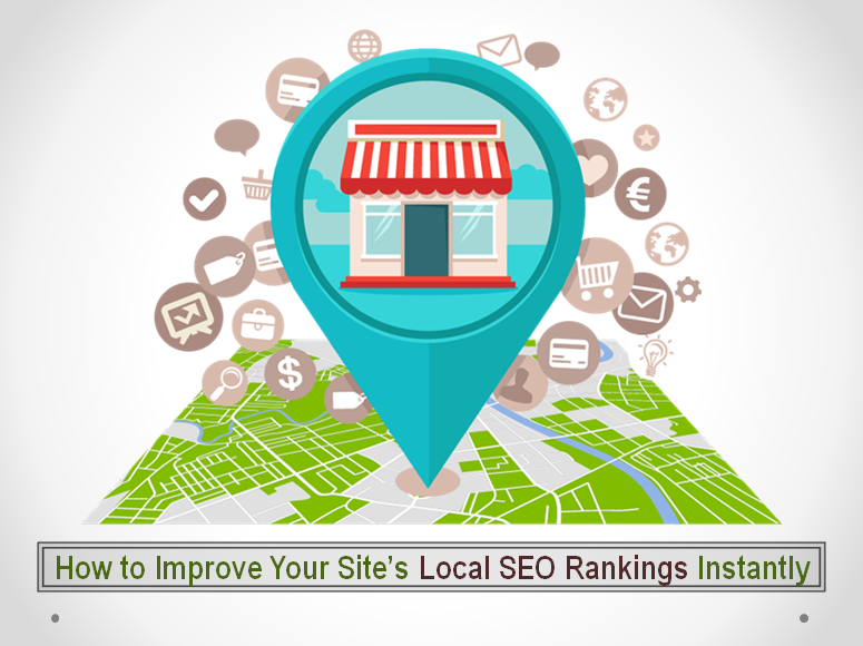 How to improve your site local seo rankings