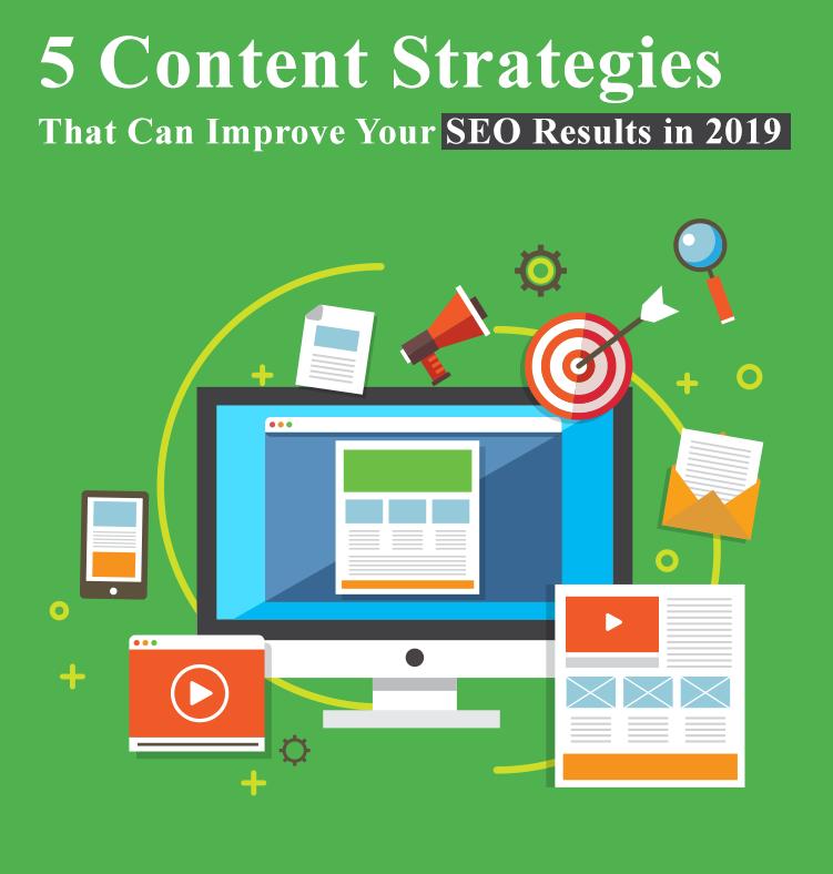 5 Content Strategies