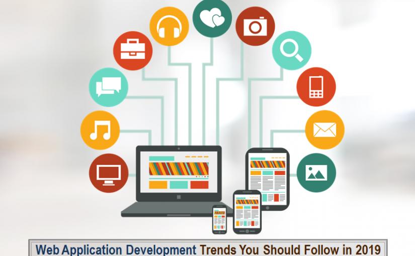 Web Application Development Trends You Should Follow in 2019