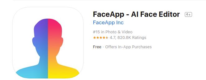 AI Face App