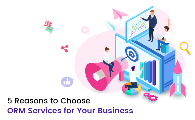 Choose ORM Services for Your Business
